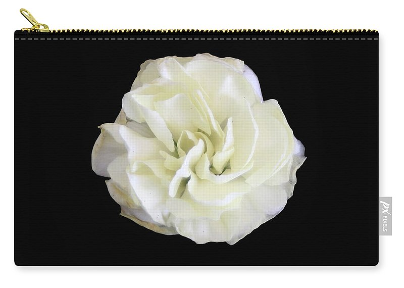 Flowers Carry-all Pouch featuring the photograph Bp11 by Krisjan Krafchak