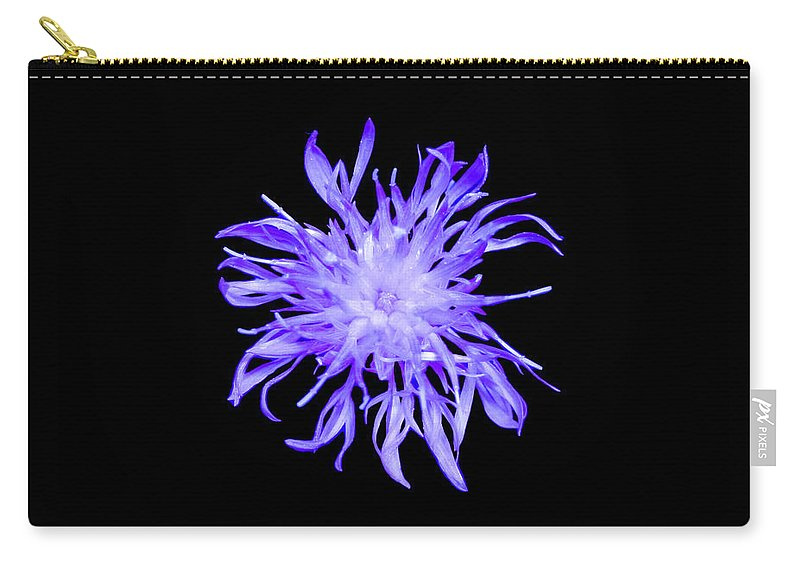 Flowers Carry-all Pouch featuring the photograph Bp12 by Krisjan Krafchak