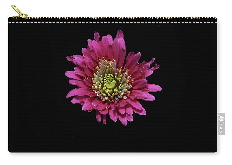 Flowers Carry-all Pouch featuring the photograph Bp13 by Krisjan Krafchak