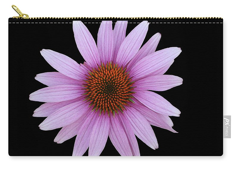 Flowers Carry-all Pouch featuring the photograph bp3 by Krisjan Krafchak