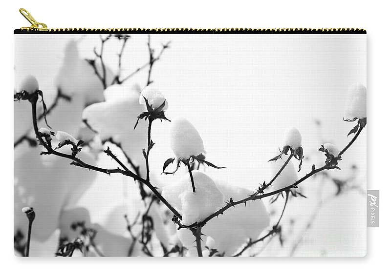 Branches Carry-all Pouch featuring the photograph Branches by Amanda Barcon