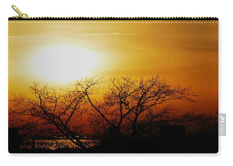 Landscape Carry-all Pouch featuring the photograph Branches by Kendall Eutemey