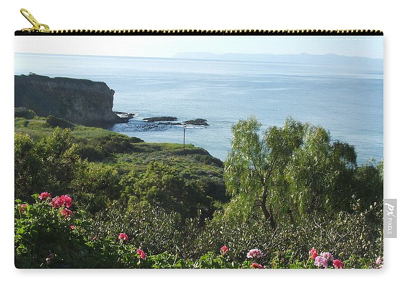 Landscape Carry-all Pouch featuring the photograph Breath Of Fresh Air by Shari Chavira