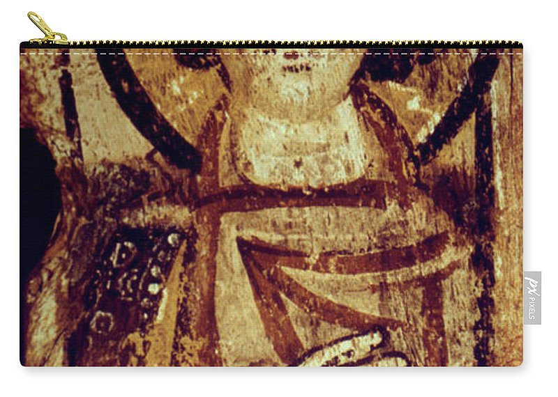 6th Century Carry-all Pouch featuring the photograph Byzantine Icon by Granger