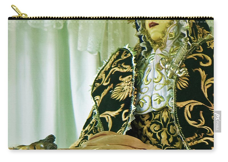 The Philippines Carry-all Pouch featuring the photograph C28 by Betsy Knapp