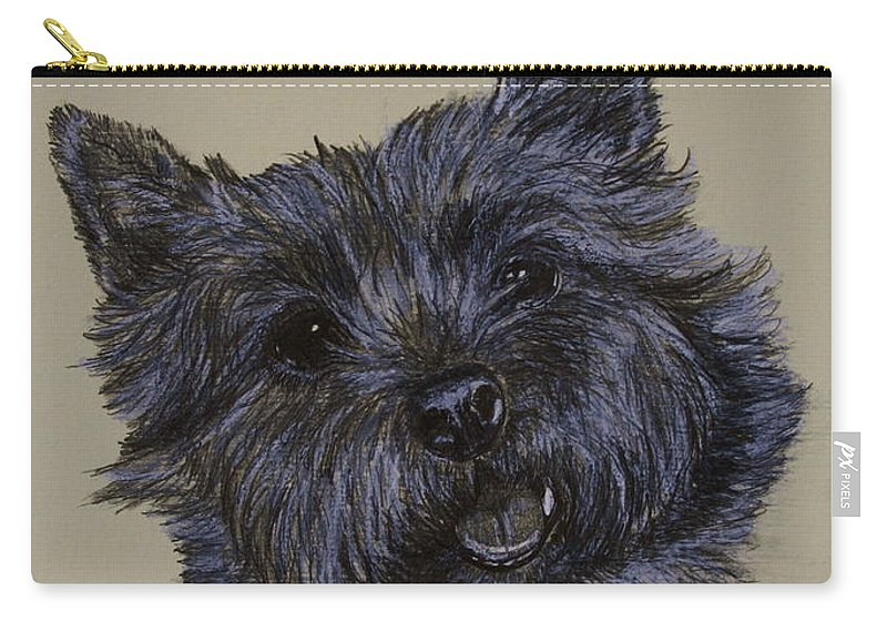 Cairn Terrier Carry-all Pouch