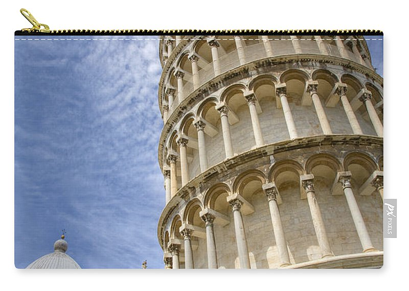 Italian Carry-all Pouch featuring the photograph Campo Di Miracoli by Ian Middleton