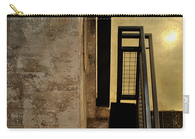 Architectural Carry-all Pouch featuring the photograph Carlton11 by Tim Nyberg