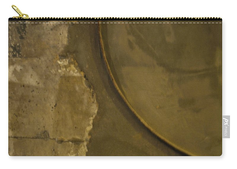 Architectural Carry-all Pouch featuring the photograph Carlton4 by Tim Nyberg