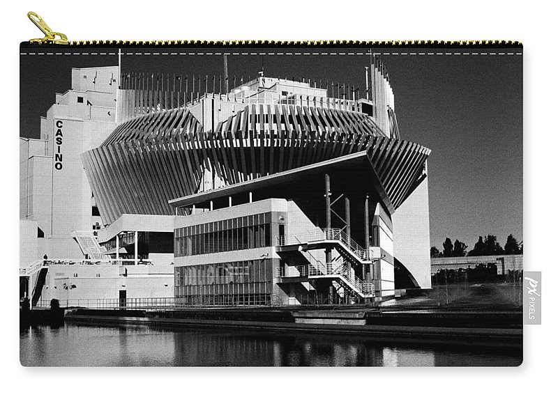 North America Carry-all Pouch featuring the photograph Casino Montreal by Juergen Weiss