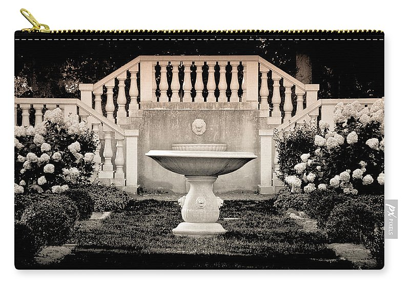 Loriental Carry-all Pouch featuring the photograph Castle Stairs by Loriental Photography