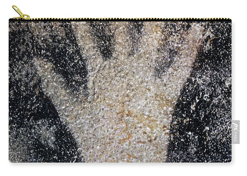Cave Carry-all Pouch featuring the photograph Cave Art: Pech Merle by Granger