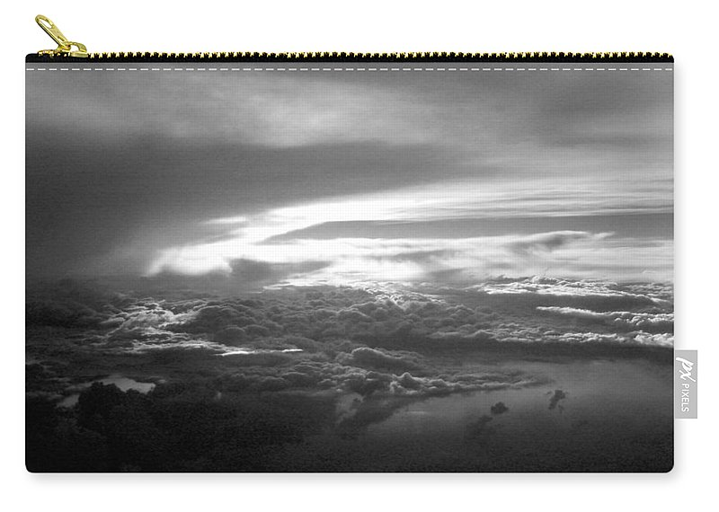 Carry-all Pouch featuring the photograph Cb1.3 by Strato ThreeSIXTYFive