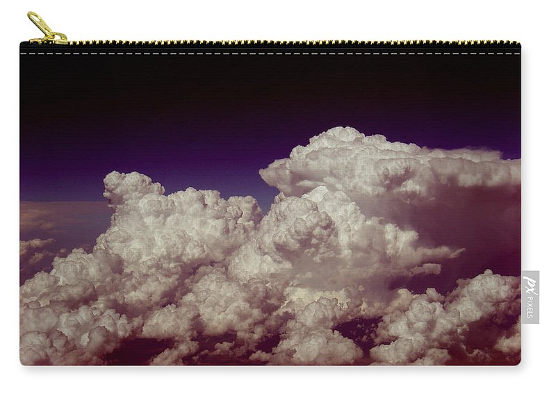 Carry-all Pouch featuring the photograph Cb1.5 by Strato ThreeSIXTYFive