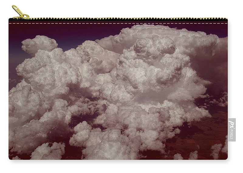 Carry-all Pouch featuring the photograph Cb1.7 by Strato ThreeSIXTYFive