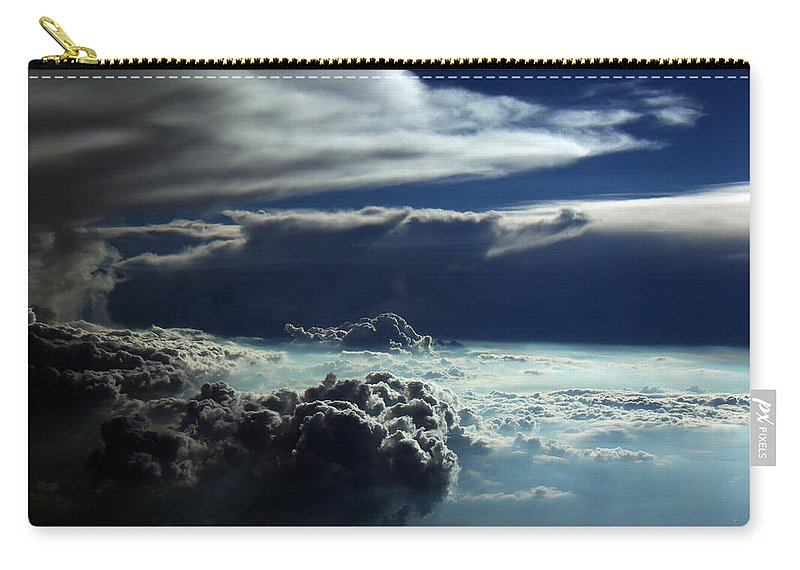 Aviation Art Carry-all Pouch featuring the photograph Cb2.081 by Strato ThreeSIXTYFive