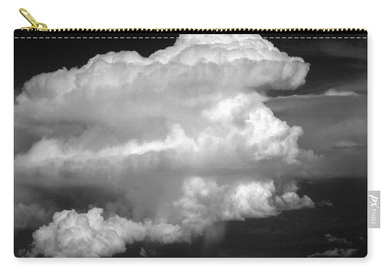 Cloud Photos Carry-all Pouch featuring the photograph Cb3.598 by Strato ThreeSIXTYFive