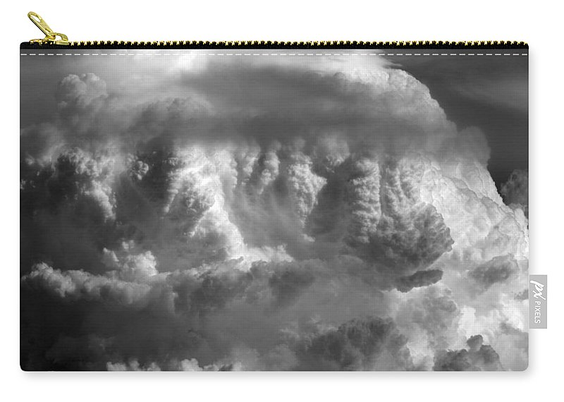 Cloud Photos Carry-all Pouch featuring the photograph Cb5.878 by Strato ThreeSIXTYFive