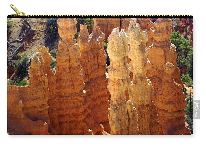 Cedar Breaks Carry-all Pouch featuring the photograph Cedar Breaks 1 by Marty Koch