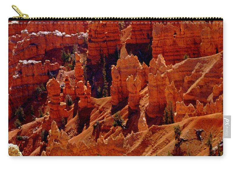 Cedar Breaks Carry-all Pouch featuring the photograph Cedar Breaks 3 by Marty Koch