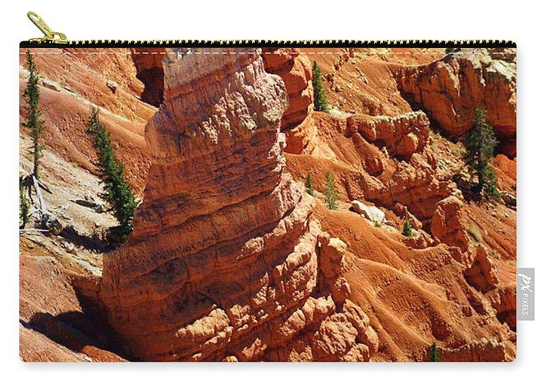 Cedar Breaks Carry-all Pouch featuring the photograph Cedar Breaks 4 by Marty Koch