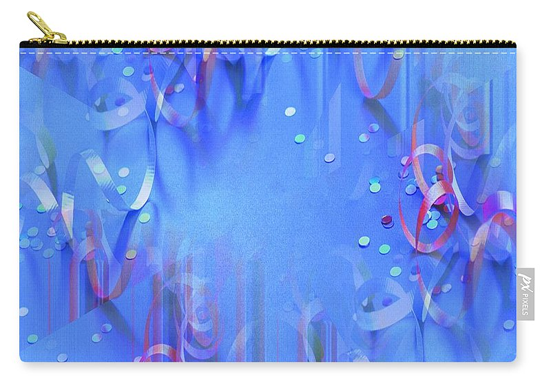 Celebrate Carry-all Pouch featuring the photograph Celebrate by Tim Allen