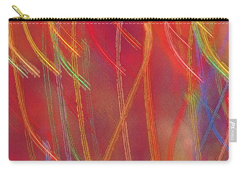 Abstract Carry-all Pouch featuring the photograph Celebration by Gaby Swanson