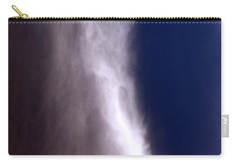 Angels Carry-all Pouch featuring the photograph Celestial Falls by Albert Stewart