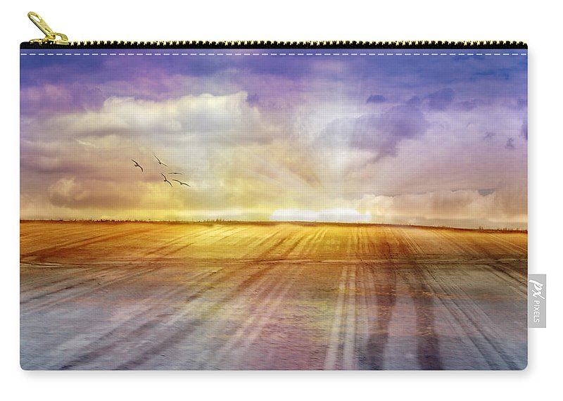 Landscapes Carry-all Pouch featuring the photograph Choices by Holly Kempe