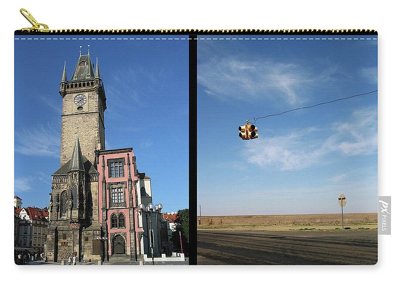 Church Carry-all Pouch featuring the photograph Church by James W Johnson