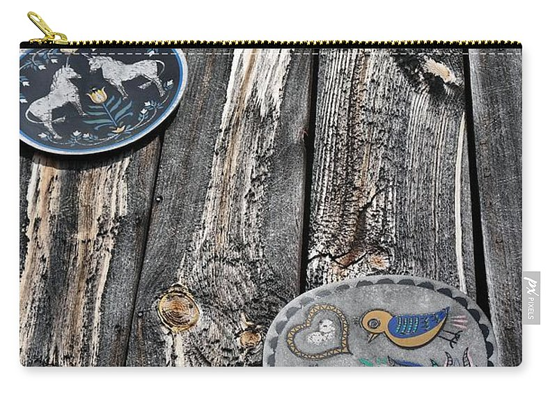 Horse Carry-all Pouch featuring the photograph Chust Of Nice by JAMART Photography