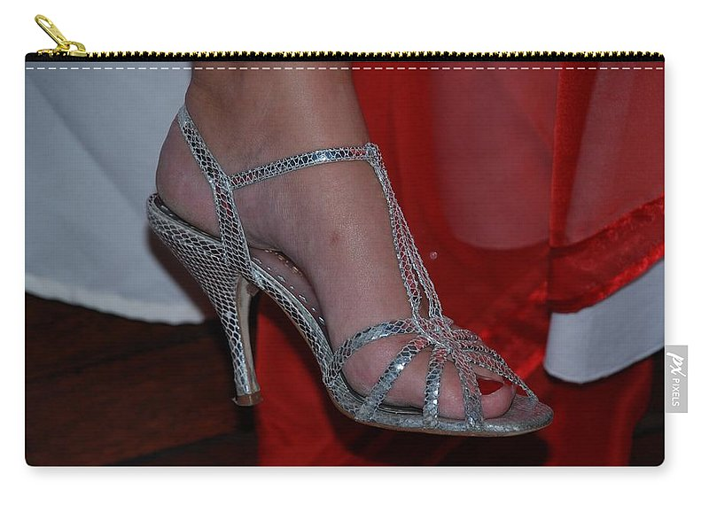 Foot Carry-all Pouch featuring the photograph Cinderella by Rob Hans