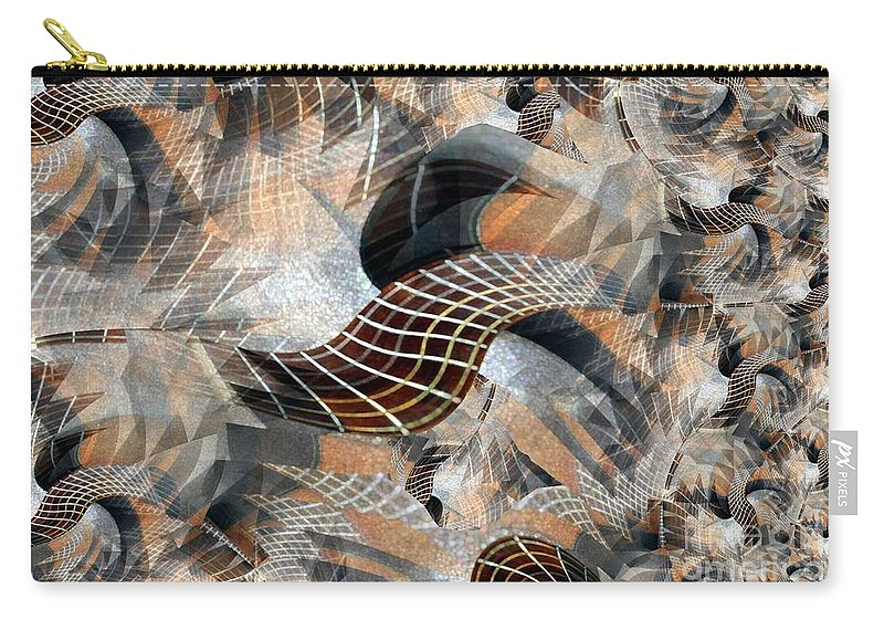 Classical Guitar Carry-all Pouch featuring the photograph Classical-1 by Ron Bissett