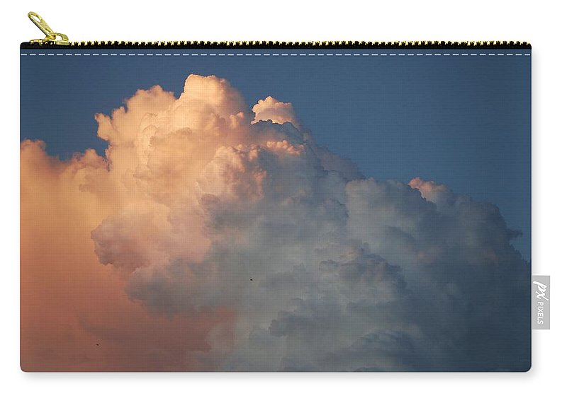 Clouds Carry-all Pouch featuring the photograph Clouds Are Always Greener by Rob Hans