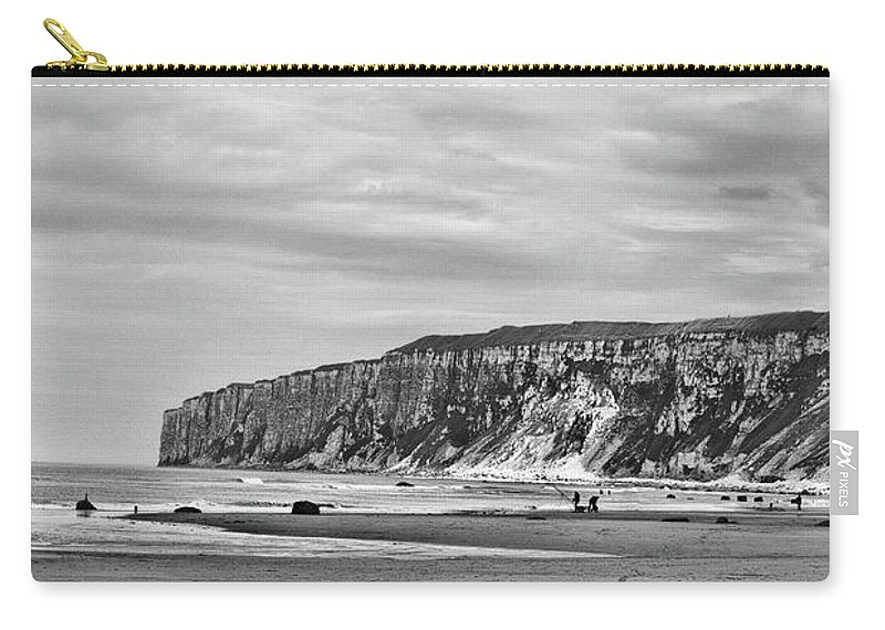 Fishing Carry-all Pouch featuring the photograph Coast - Gone Fishing by Mary Bassett