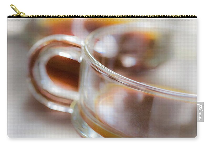 Coffee Carry-all Pouch featuring the photograph Coffee by Keith May