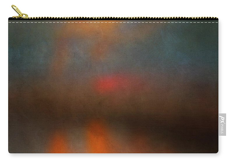 Abstract Carry-all Pouch featuring the photograph Color Abstraction Xxv by David Gordon