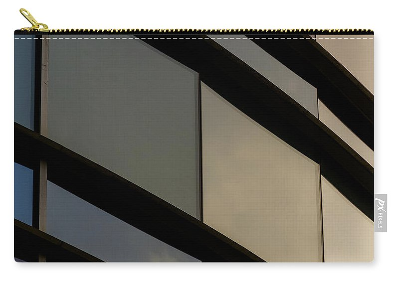 Abstract Carry-all Pouch featuring the photograph Color Curves by Eileen Morrow