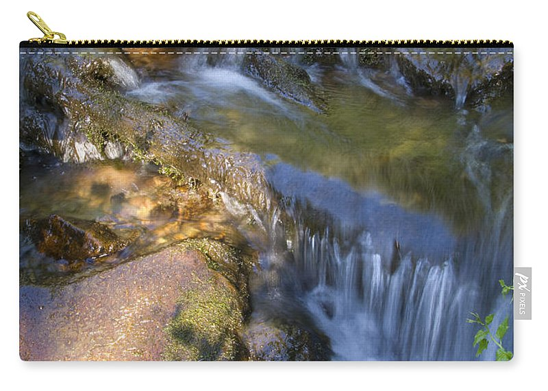 Colorado Carry-all Pouch featuring the photograph Colorado Tranquility by Jeffery Ball
