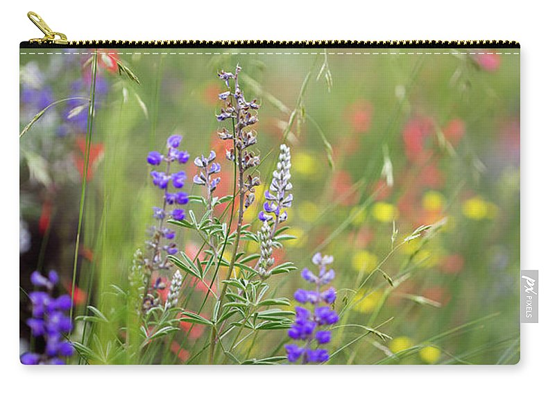 Crested Butte Carry-all Pouch featuring the photograph Colorful Colorado #2 by Meagan Watson