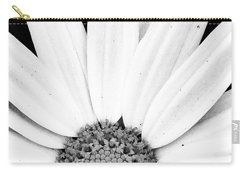 Carry-all Pouch featuring the photograph Colorless by Beth LaFata