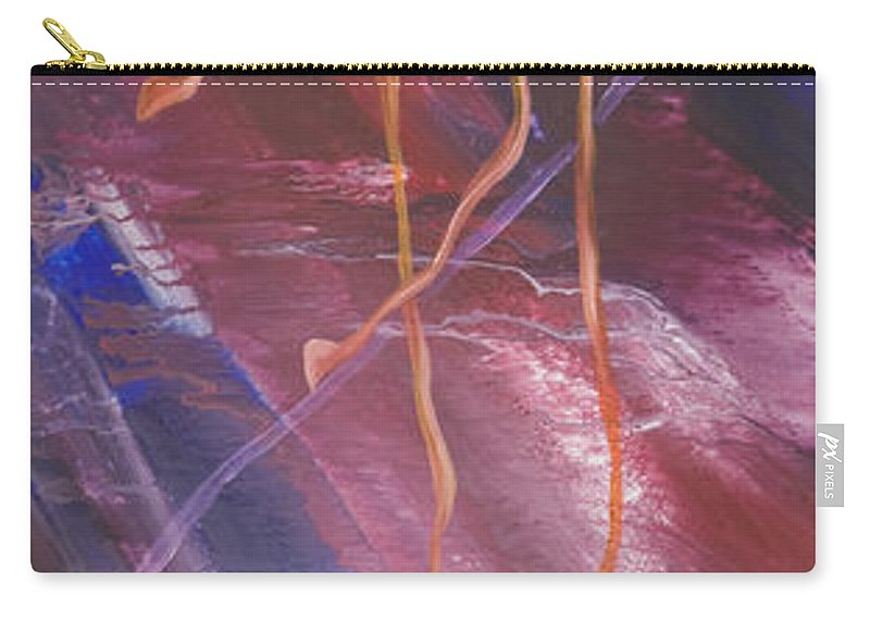 Horse Carry-all Pouch featuring the painting Come To Silver by Sheridan Furrer
