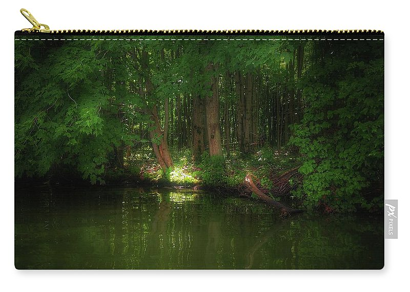 Landscape Carry-all Pouch featuring the photograph Comfort 1 by Shelley Smith