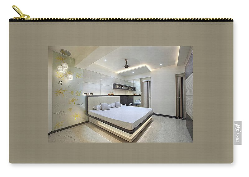 Commercial Interior Designers In Mumbai Carry All Pouch For Sale By Rajveer Sharma