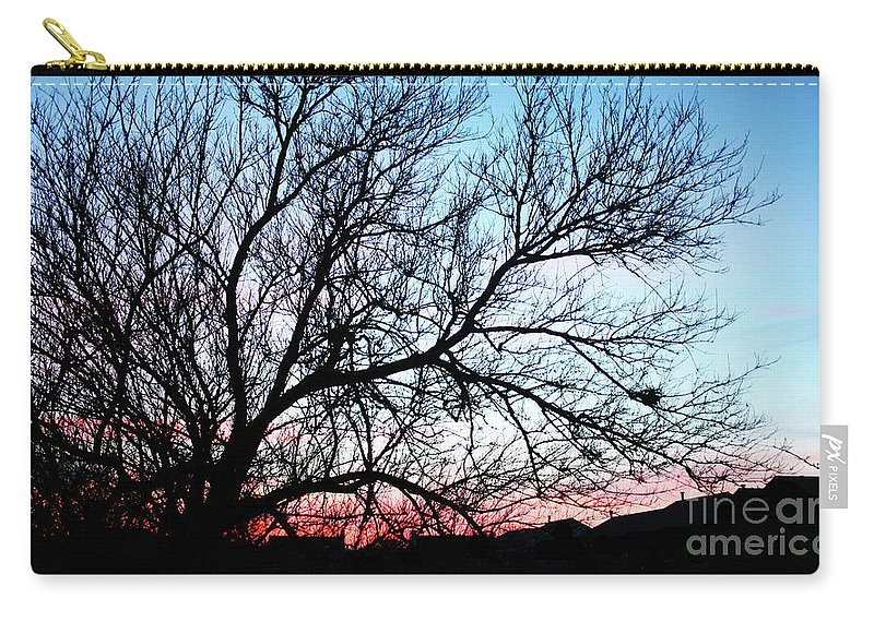 Jamie Lynn Gabrich Carry-all Pouch featuring the photograph Completion by Jamie Lynn