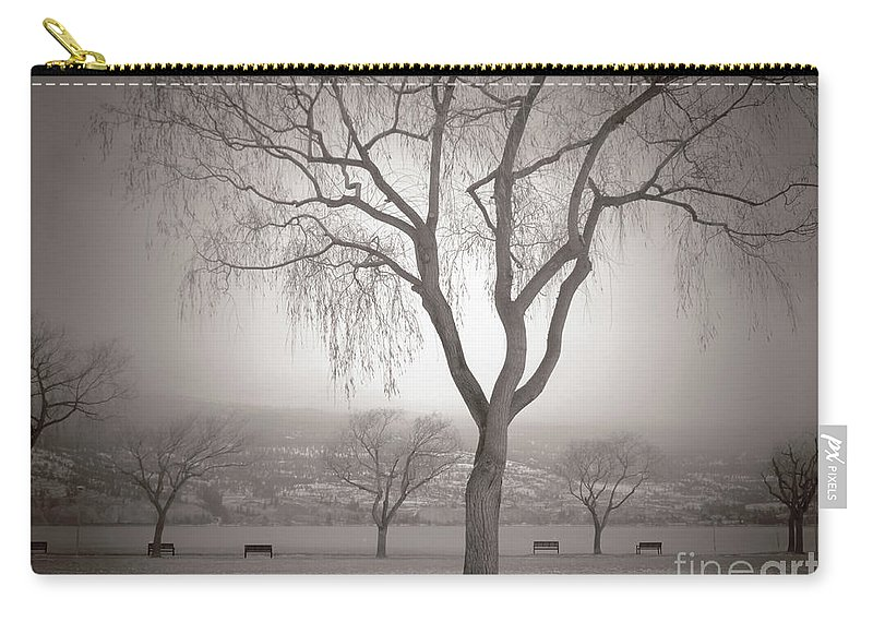 Summerland Carry-all Pouch featuring the photograph Composure by Tara Turner