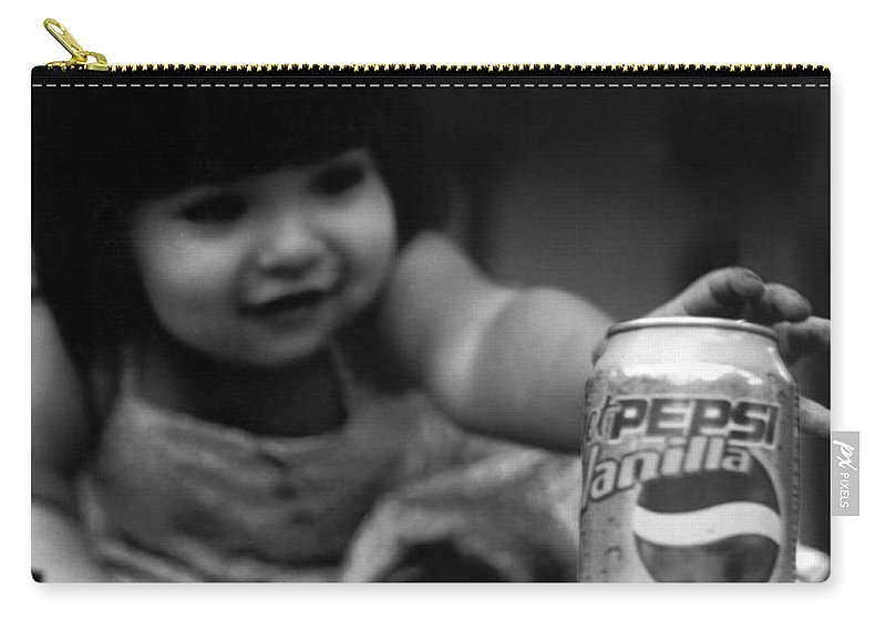 Dark Art Carry-all Pouch featuring the photograph Consumer by Peter Piatt