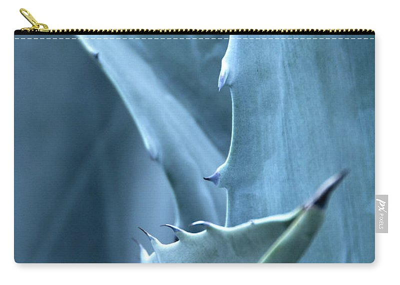 Botanicals Carry-all Pouch featuring the photograph Contracts by Jackie Farnsworth