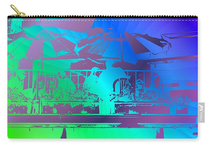 Seattle Carry-all Pouch featuring the photograph Copacabana by Tim Allen