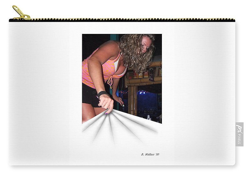 2d Carry-all Pouch featuring the photograph Cover Up by Brian Wallace